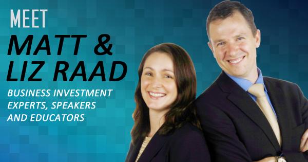 Meet Matt and Liz Raad
